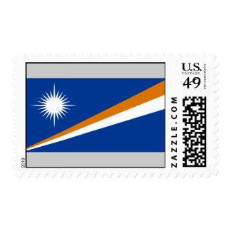 La bandera de Marshall Islands Envio