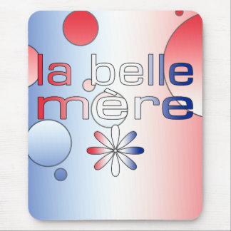 La bandera de Mère Francia de la belleza del La Tapetes De Raton