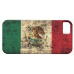 La bandera de México apenó el iPhone 5 de la casam iPhone 5 Case-Mate Funda