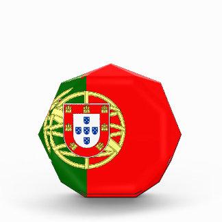 La bandera de Portugal (Bandeira de Portugal)