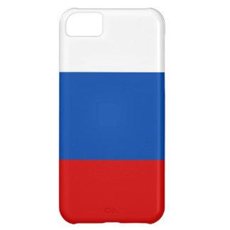 La bandera de Rusia Funda Para iPhone 5C