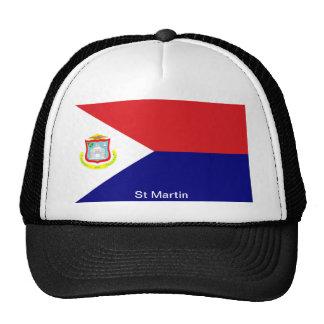 La bandera de San Martín Gorros
