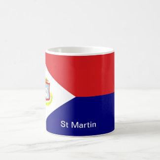 La bandera de San Martín Taza