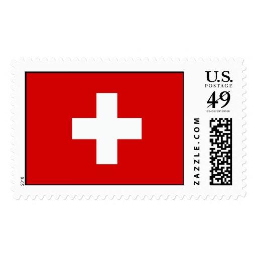 La bandera de Suiza Envio