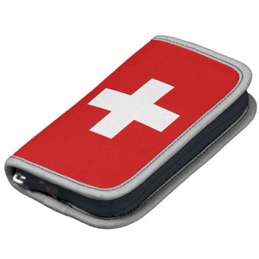 La bandera de Suiza Planificadores