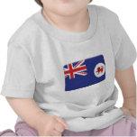 La bandera de Tasmania PERSONALIZA Camisetas