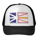 La bandera de Terranova PERSONALIZA Gorra