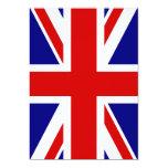 La bandera de Union Jack Anuncios Personalizados