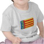 La bandera de Valencia PERSONALIZA Camisetas