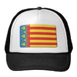 La bandera de Valencia PERSONALIZA Gorro De Camionero
