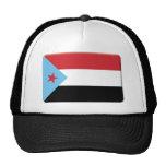 La bandera de Yemen del sur PERSONALIZA Gorras De Camionero