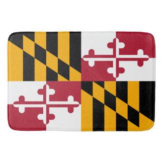 La bandera del estado de Maryland crea para