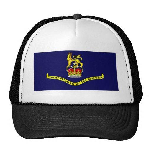 La bandera general del gobernador de Bahamas Gorra
