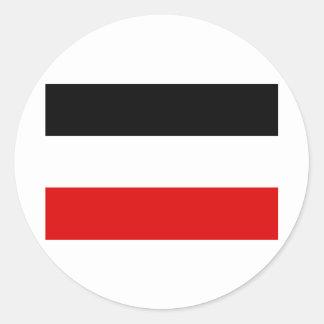 La bandera imperial alemana más barata etiqueta