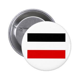 La bandera imperial alemana más barata pin redondo de 2 pulgadas