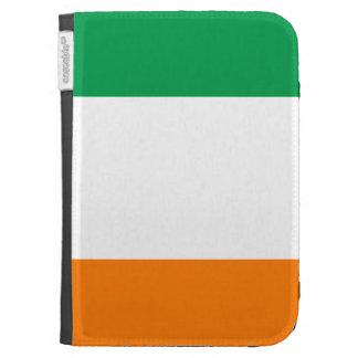La bandera irlandesa enciende la caja