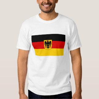 La bandera más barata del estado alemán remeras
