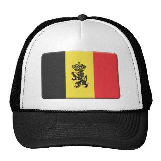 La bandera v2 de Bélgica PERSONALIZA Gorro