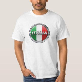 La Bandiera - la bandera italiana Playera