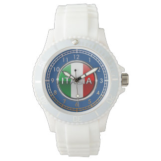 La Bandiera - la bandera italiana Relojes