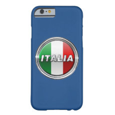 La Bandiera - The Italian Flag Barely There iPhone 6 Case