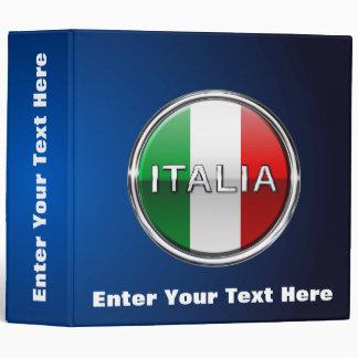 La Bandiera - The Italian Flag Binder