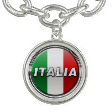 La Bandiera - The Italian Flag Bracelet