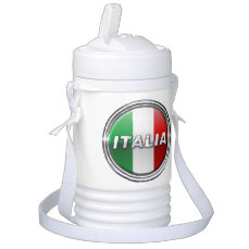 La Bandiera - The Italian Flag Cooler