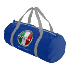 La Bandiera - The Italian Flag Duffle Bag