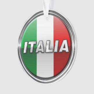 La Bandiera - The Italian Flag Ornament