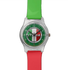 La Bandiera - The Italian Flag Wrist Watch