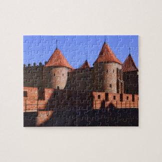 La barbacana, Varsovia, Polonia Puzzles Con Fotos