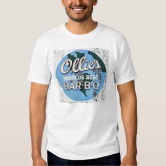 La barbacoa de Ollie (ropa) Camisas