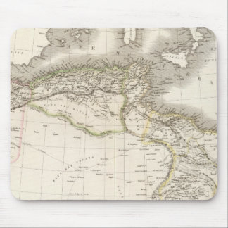 La Barbarie - North Africa Mouse Pad