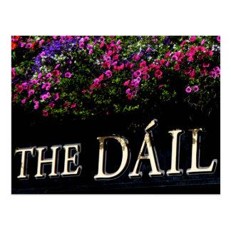 La barra de Dáil Postal