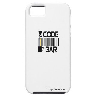 La barra del código iPhone 5 Case-Mate coberturas