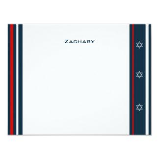 La barra Mitzvah del béisbol de los yanquis le Anuncios Personalizados