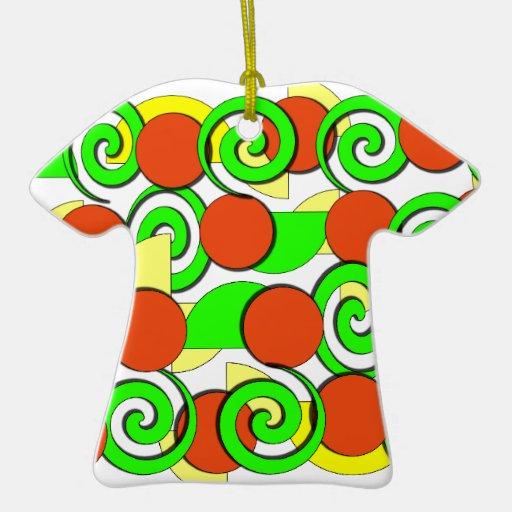 La barra retra de Tiki del camisetas del AMI Tai Ornatos