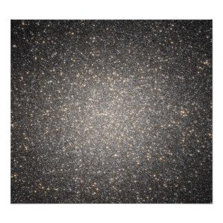 La base del Centauri de Omega globular del racimo Fotografías