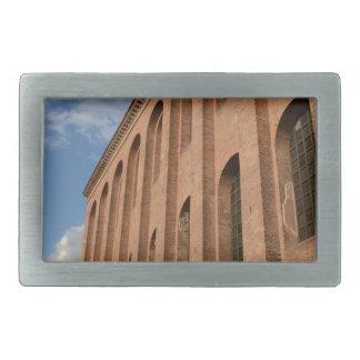 La basílica de Constantina en Trier Hebilla Cinturon Rectangular