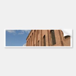 La basílica de Constantina en Trier Pegatina Para Auto