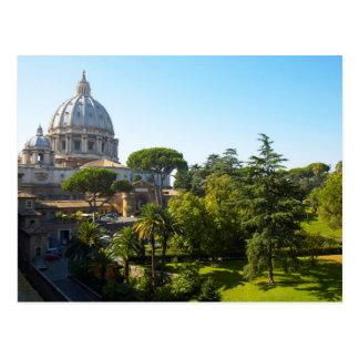 La basílica de San Pedro, Ciudad del Vaticano, Postales