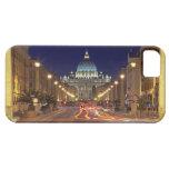 La basílica de San Pedro hacia el extremo del iPhone 5 Case-Mate Carcasas