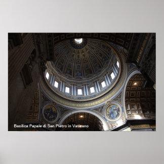 La basílica de San Pedro Impresiones