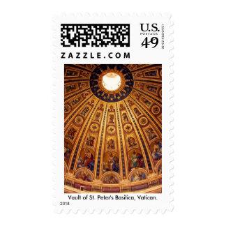 La basílica de San Pedro medio de Vatican size