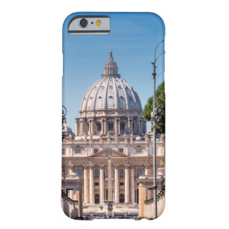 La basílica de San Pedro - Vatican Funda De iPhone 6 Barely There
