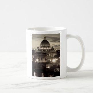 La basílica de San Pedro, Vatican Taza De Café