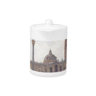 La basílica de Santa María Maggiore en Roma