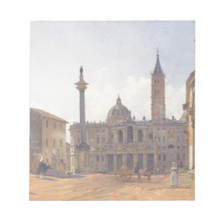 La basílica de Santa María Maggiore en Roma Bloc De Notas