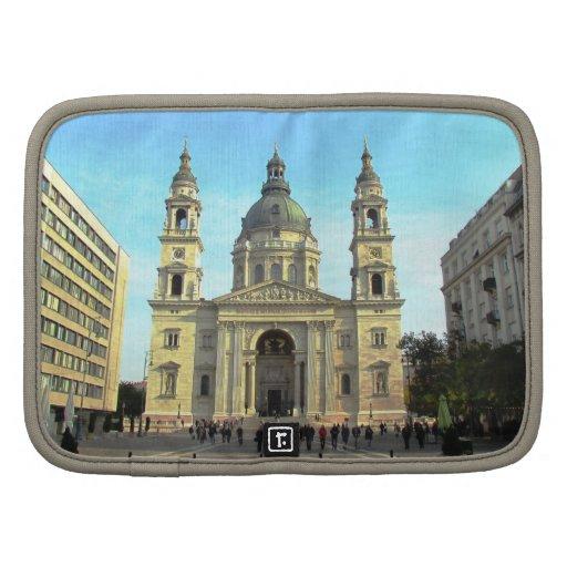 La basílica de St Stephen, Budapest Organizador
